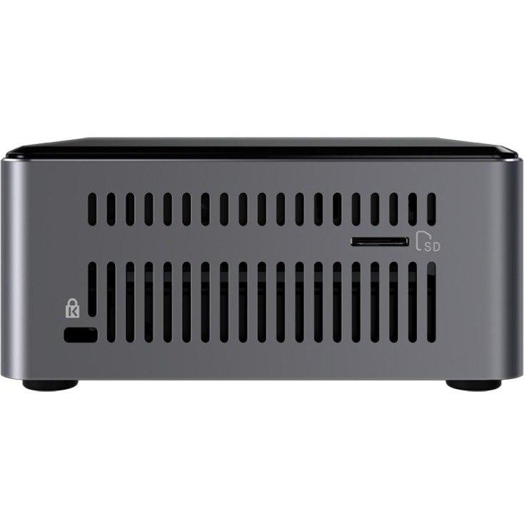 Intel NUC 7 Home NUC7i5BNHXF Desktop Computer - Core i5 i5-7260U - 4 GB RAM - 1 TB HDD - Mini PC