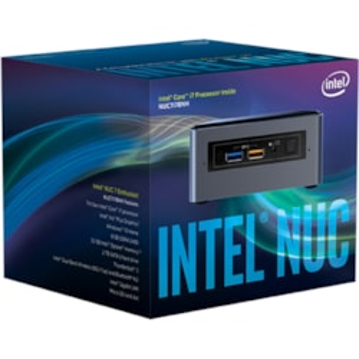 Intel NUC 7 Enthusiast NUC7i7BNHXG Desktop Computer - Intel Core i7 (7th Gen) i7-7567U 3.50 GHz - 8 GB DDR4 SDRAM - 2 TB HDD - Windows 10 Home 64-bit - Mini PC