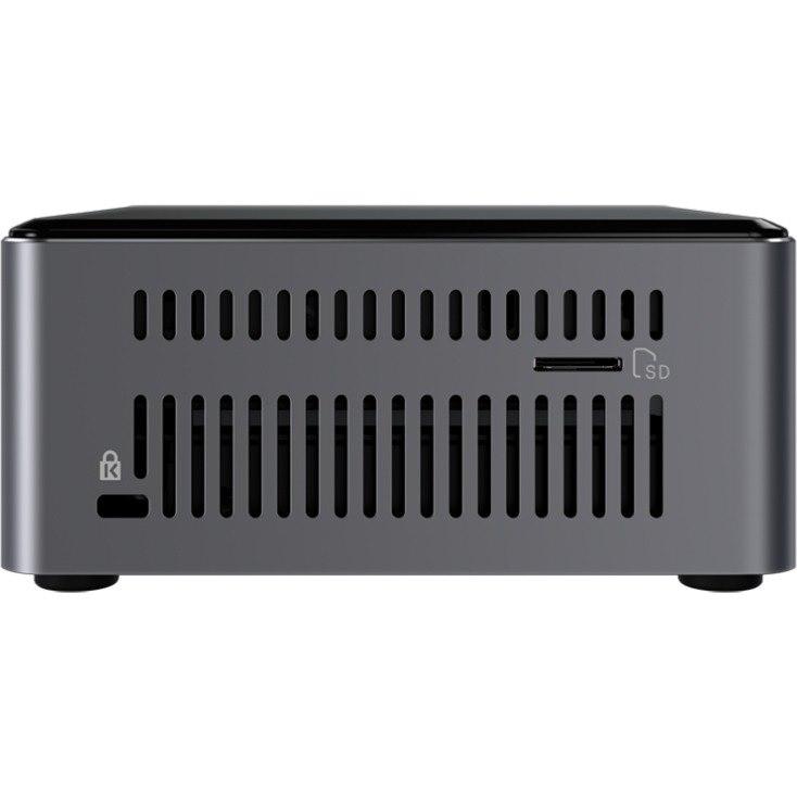 Intel NUC 7 Enthusiast NUC7i7BNHXG Desktop Computer - Core i7 i7-7567U - 8 GB RAM - 2 TB HDD - Mini PC