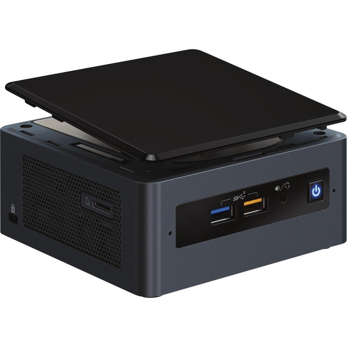 Intel NUC NUC8i5BEH Desktop Computer - Intel Core i5 8th Gen i5-8259U 2.30 GHz DDR4 SDRAM - Mini PC