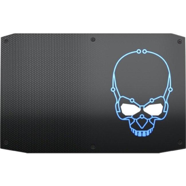 Intel NUC 8 Business NUC8i7HNKQC Desktop Computer - Intel Core i7 (8th Gen) i7-8705G 3.10 GHz - 16 GB DDR4 SDRAM - 512 GB SSD - Windows 10 Pro 64-bit - Mini PC