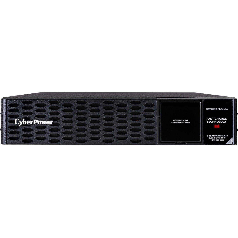 CyberPower BP48VP2U01 UPS Battery Pack
