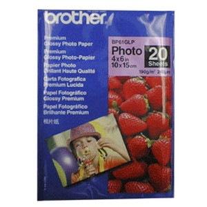 Brother Premium Inkjet Print Photo Paper