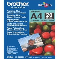 Brother Innobella BP71GA4 Inkjet Print Photo Paper