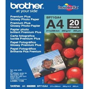 Brother Innobella BP71GA4 Inkjet Print Photo Paper