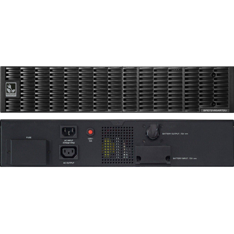 CyberPower BPE72V60ART2US External Battery Pack
