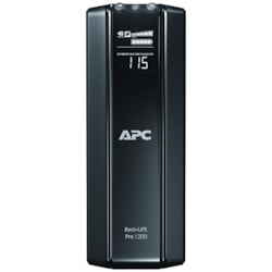 APC by Schneider Electric Back-UPS BR1200GI Line-interactive UPS - 1.20 kVA/720 WTower