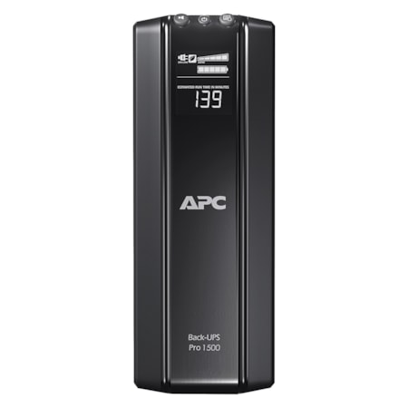 APC by Schneider Electric Back-UPS BR1500GI Line-interactive UPS - 1.50 kVA/865 WTower