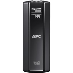 APC by Schneider Electric Back-UPS BR1500GI Line-interactive UPS - 1.50 kVA/865 W