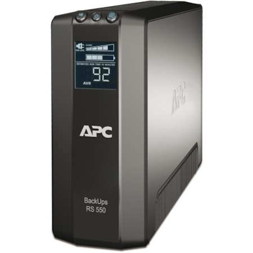APC by Schneider Electric Back-UPS BR550GI Line-interactive UPS - 550 VA/330 W