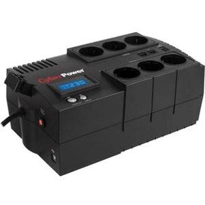 CyberPower BRICs II BR700ELCD Line-interactive UPS - 700 VA/390 WTower