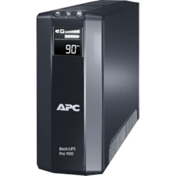 APC by Schneider Electric Back-UPS BR900GI Line-interactive UPS - 900 VA/540 W - Tower