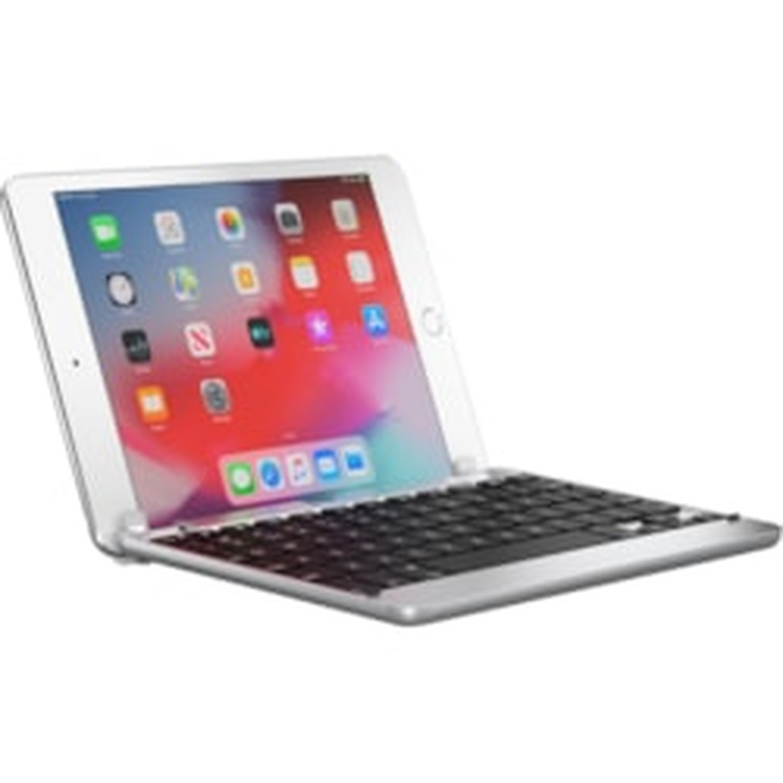 Brydge Brydge 7.9 Keyboard - Wireless Connectivity - English - Silver