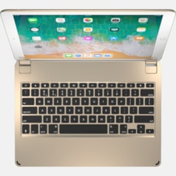 Brydge Keyboard - Wireless Connectivity - Gold