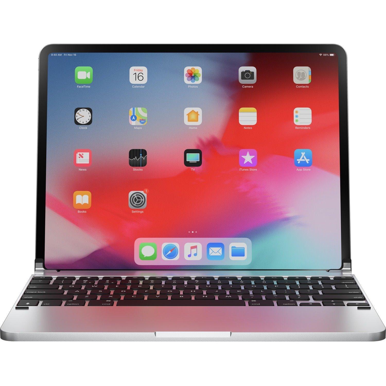 Brydge Keyboard - Wireless Connectivity - English - Silver