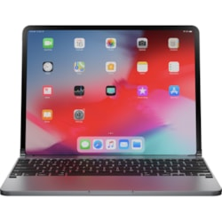 Brydge Keyboard - Wireless Connectivity - English - Space Gray