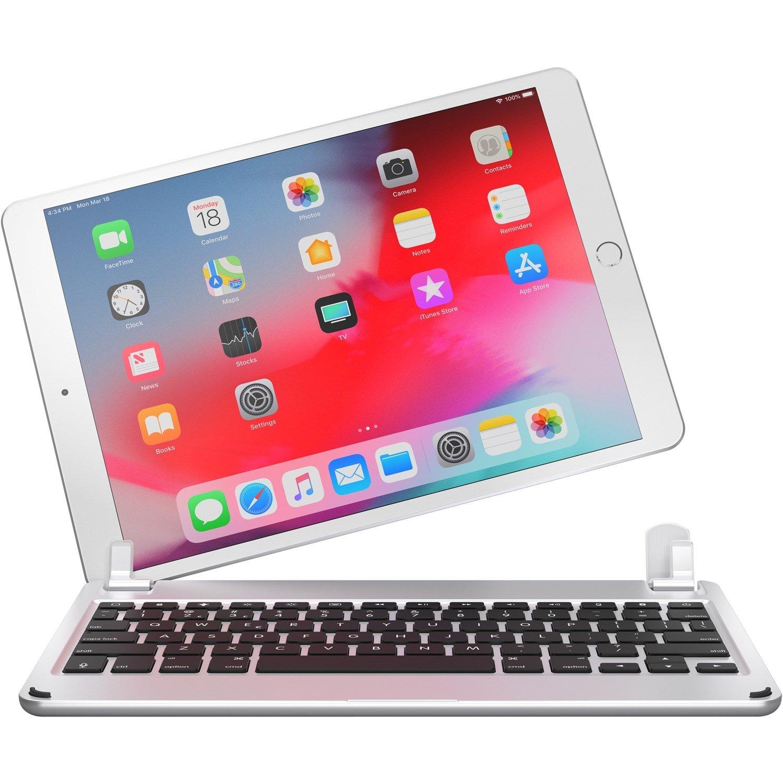 Brydge 10.5 Keyboard - Wireless Connectivity - English - Silver
