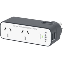 Belkin Travel Surge Surge Suppressor/Protector