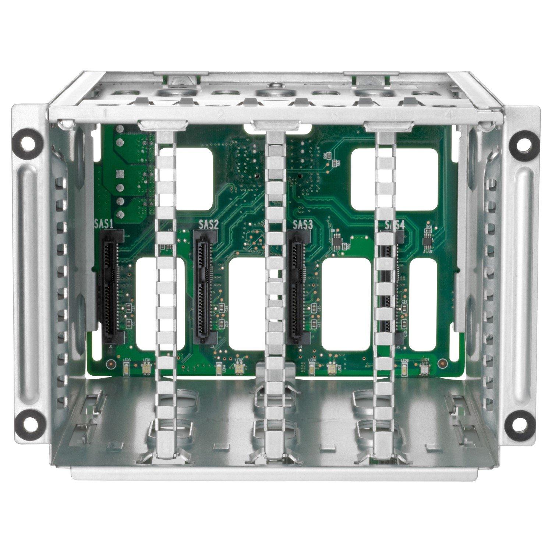HPE Intelligent 36U Rack Cabinet - Black, Black, Silver