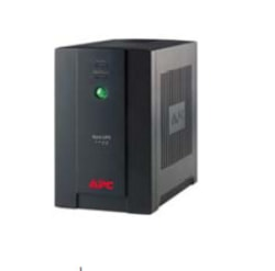 APC by Schneider Electric Back-UPS Line-interactive UPS - 1.40 kVA/700 WTower
