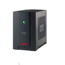 APC by Schneider Electric Back-UPS Line-interactive UPS - 1.40 kVA/700 W