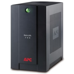 APC by Schneider Electric Back-UPS Line-interactive UPS - 700 VA/390 WTower