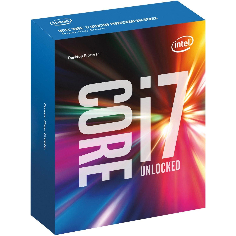Intel Core i7 i7-6700K Quad-core (4 Core) 4 GHz Processor - Socket H4 LGA-1151 - Retail Pack