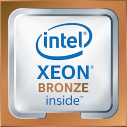 Intel Xeon 3104 Hexa-core (6 Core) 1.70 GHz Processor - Retail Pack