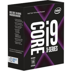 Intel Core i9 i9-7900X Deca-core (10 Core) 3.30 GHz Processor - Socket R4 LGA-2066 - Retail Pack