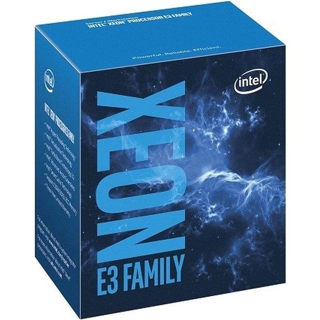 Intel Xeon E3-1240 v6 Quad-core (4 Core) 3.70 GHz Processor - Retail Pack