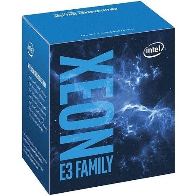 Intel Xeon E3-1245 v6 Quad-core (4 Core) 3.70 GHz Processor - Retail Pack