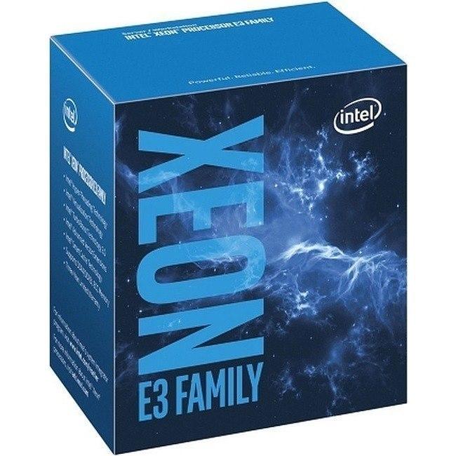 Intel Xeon E3-1270 v6 Quad-core (4 Core) 3.80 GHz Processor - Retail Pack