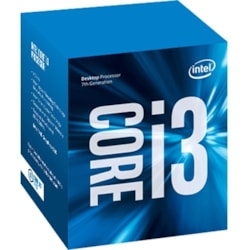 Intel Core i3 i3-7100 Dual-core (2 Core) 3.90 GHz Processor - Socket H4 LGA-1151 - Retail Pack