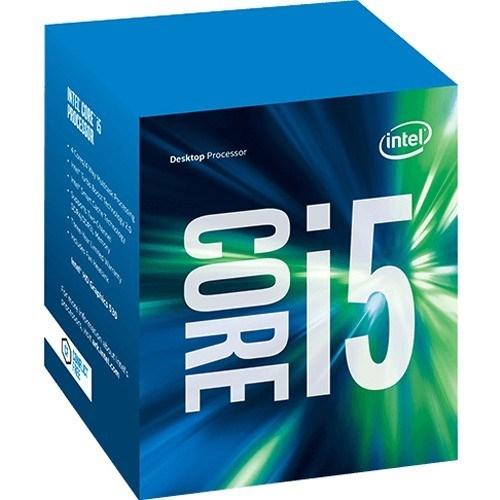 Intel Core i5 i5-7400 Quad-core (4 Core) 3 GHz Processor - Socket H4 LGA-1151 - Retail Pack