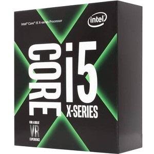 Intel Core i5 i5-7640X Quad-core (4 Core) 4 GHz Processor - Socket R4 LGA-2066 - Retail Pack