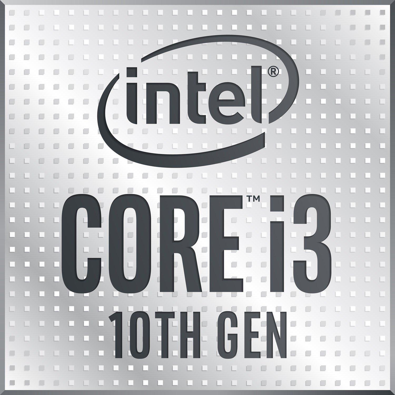 Intel Core i3 (10th Gen) i3-10100 Quad-core (4 Core) 3.60 GHz Processor - Retail Pack