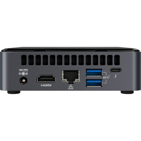 Intel NUC 10 Performance NUC10i5FNK Desktop Computer - Intel Core i5 10th Gen i5-10210U 1.60 GHz DDR4 SDRAM - Mini PC