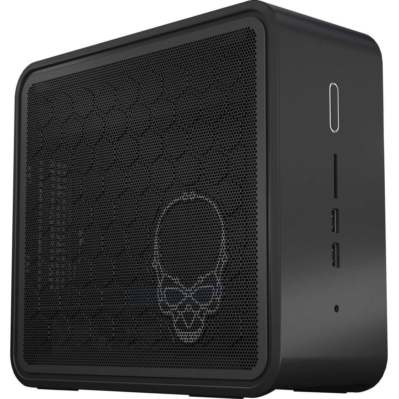 Intel NUC 9 Extreme NUC9i7QNX Gaming Desktop Computer - Intel Core i7 9th Gen i7-9750H 2.60 GHz DDR4 SDRAM - Mini PC