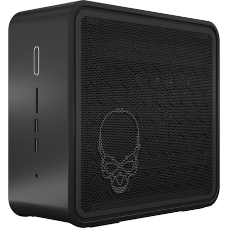 Intel NUC 9 Extreme NUC9I9QNX Gaming Desktop Computer - Intel Core i9 9th Gen i9-9980HK 2.40 GHz DDR4 SDRAM - Mini PC