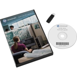 HP Designjet PostScript/PDF Upgrade Kit - Upgrade
