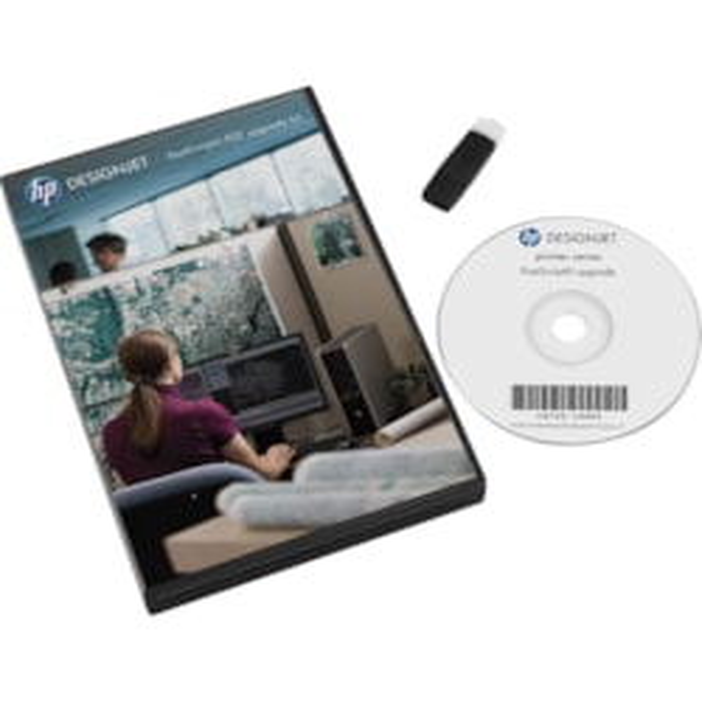 HP Designjet PostScript/PDF Upgrade Kit - Upgrade