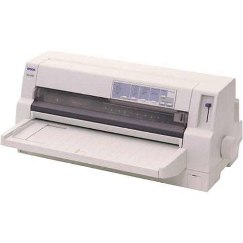 Epson DLQ-3500 24-pin Dot Matrix Printer - Monochrome