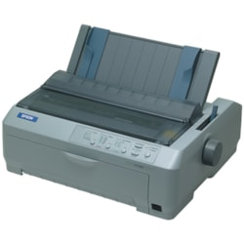 Epson FX-890 9-pin Dot Matrix Printer - Monochrome