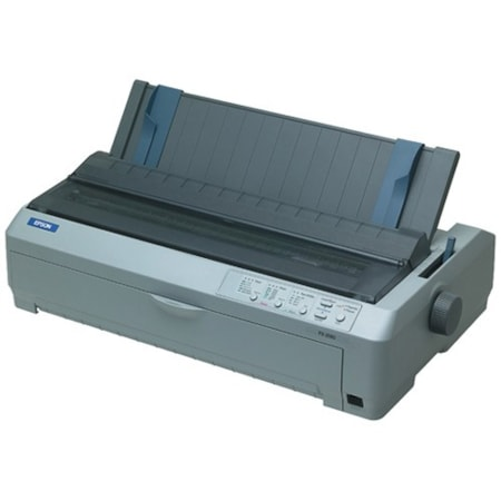 Epson FX-2190 9-pin Dot Matrix Printer - Monochrome