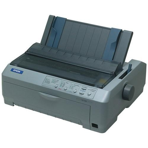 Epson LQ-590 24-pin Dot Matrix Printer - Monochrome