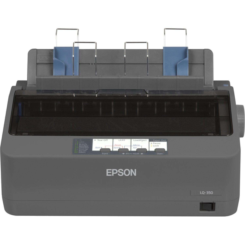 Epson LQ-350 24-pin Dot Matrix Printer - Monochrome