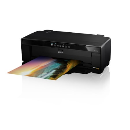 Epson SureColor SC-P405 Inkjet Printer - Colour - 5760 x 1440 dpi Print - Photo/Disc Print - Desktop