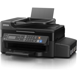 Epson WorkForce ET-4500 Inkjet Multifunction Printer - Colour - Plain Paper Print - Desktop