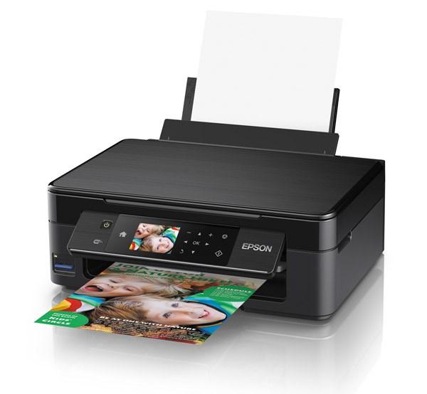 Epson Expression Home XP-440 Inkjet Multifunction Printer - Colour