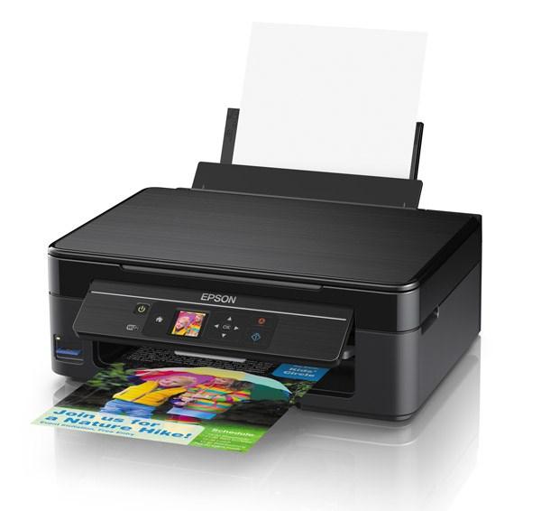 Epson Expression Home XP-340 Inkjet Multifunction Printer - Colour